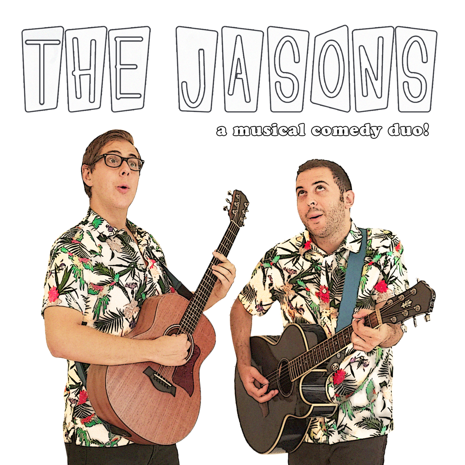 The Jasons Comedy - LA Musical Comedy Duo