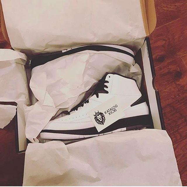Shout out to the 🔌@katakog_kicks ======  @katalog_kicks:Gone.  #sneakerhead #sneakerheads #sneakerconnoisseur #sneakerlife #sneaker #sneakers #aj2 #jordan2 #sneakerfreaker #sneakerporn #sneakerfiend #sneakerfiles #sneakerholic #katalogkicksdotcom #justliv #onlineshopping #onlineboutique