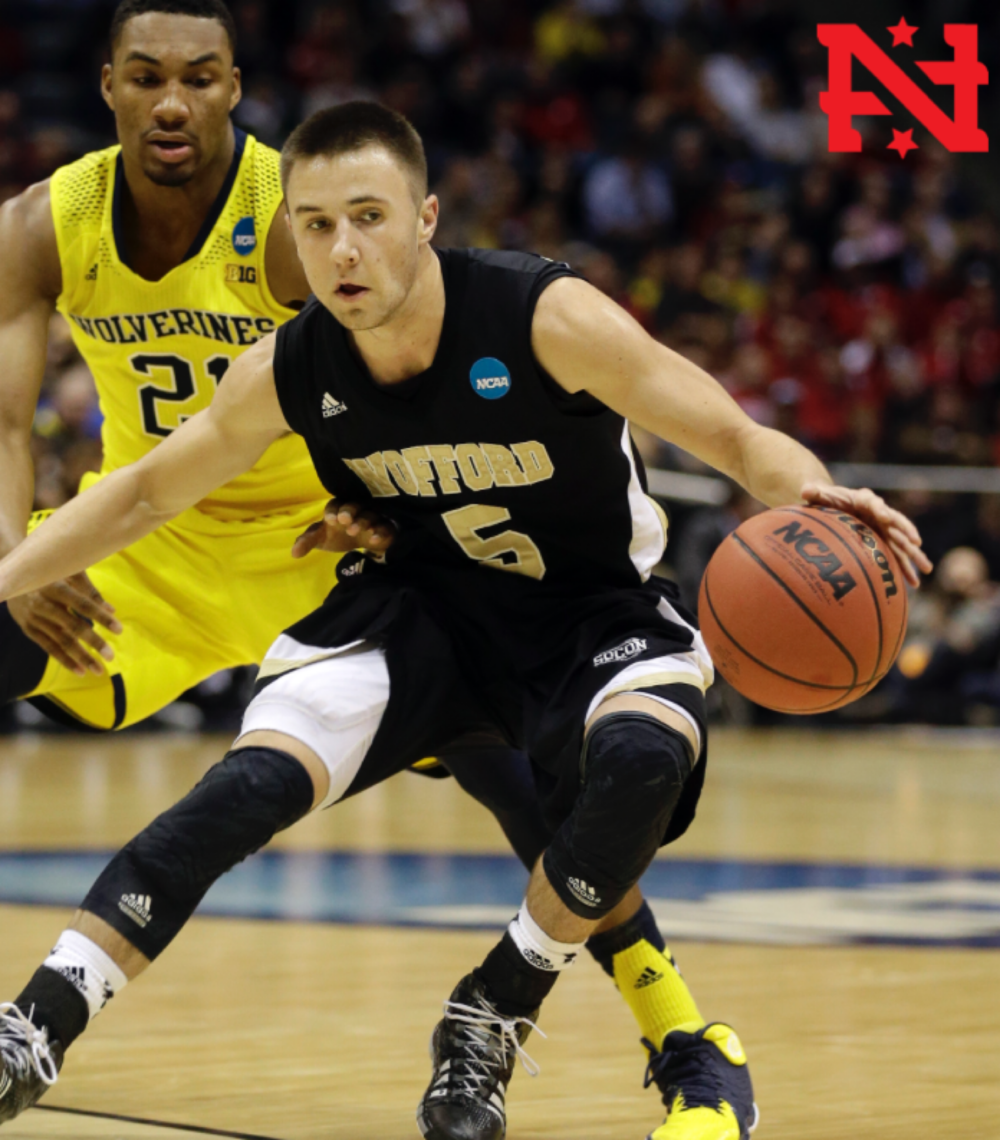 Former Grandview High guard Eric Garcia was a four-year starter at Wofford. He led his team to two NCAA tournament berths, two conference titles and was selected first-team all conference as a senior.