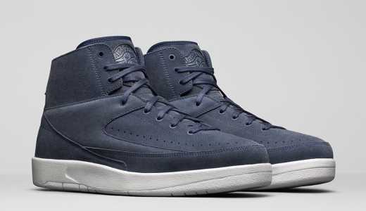 7/15 Air Jordan 2 Decon Thunder Blue $160