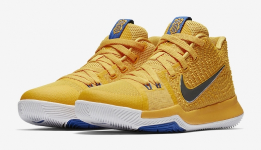 7/14 Nike Kyrie 3 GS Mac And Cheese $100