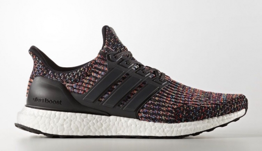 7/15 Adidas Ultra Boost 3.0 Multicolor $200