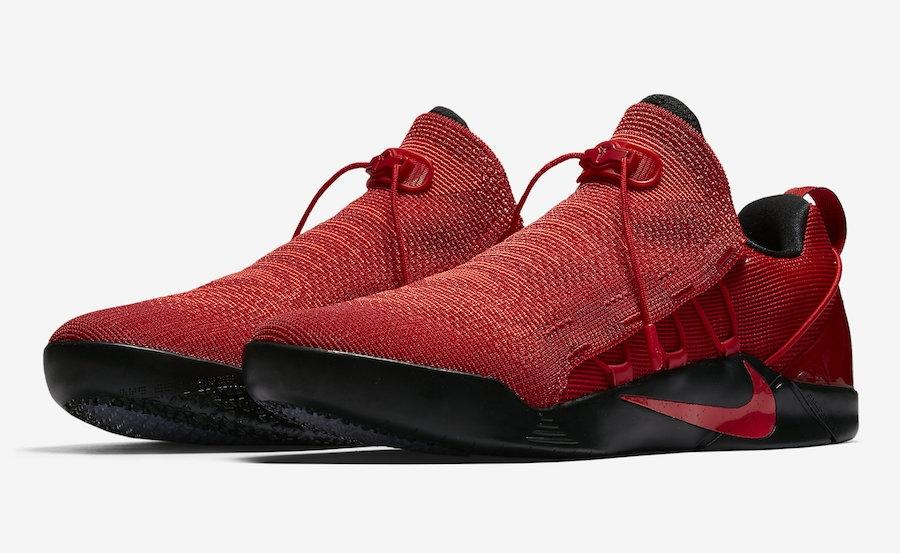 7/15  Nike Kobe AD NXT University Red $200