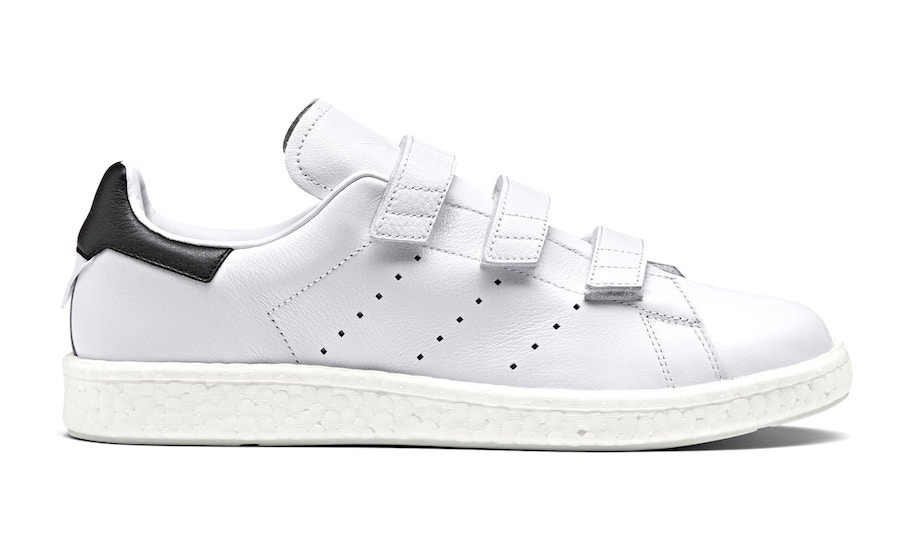 7/15 White Mountaineering X Adidas Stan Smith CF White $170