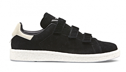 7/15 White Mountaineering X Adidas Stan Smith CF Black $170