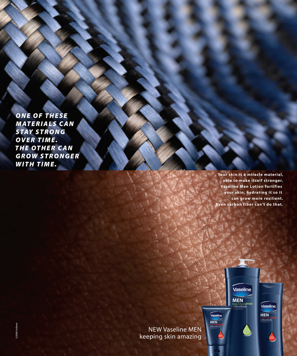 Vaseline :: Men - Keeping Skin Amazing