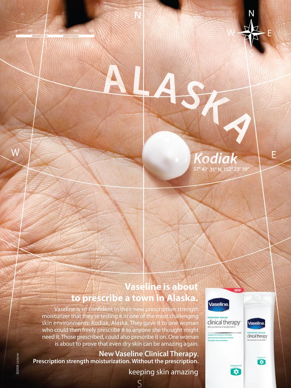 Vaseline :: Prescribe Alaska