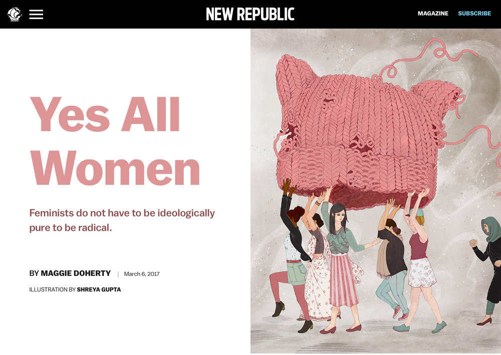 NEW REPUBLIC- YES ALL WOMEN