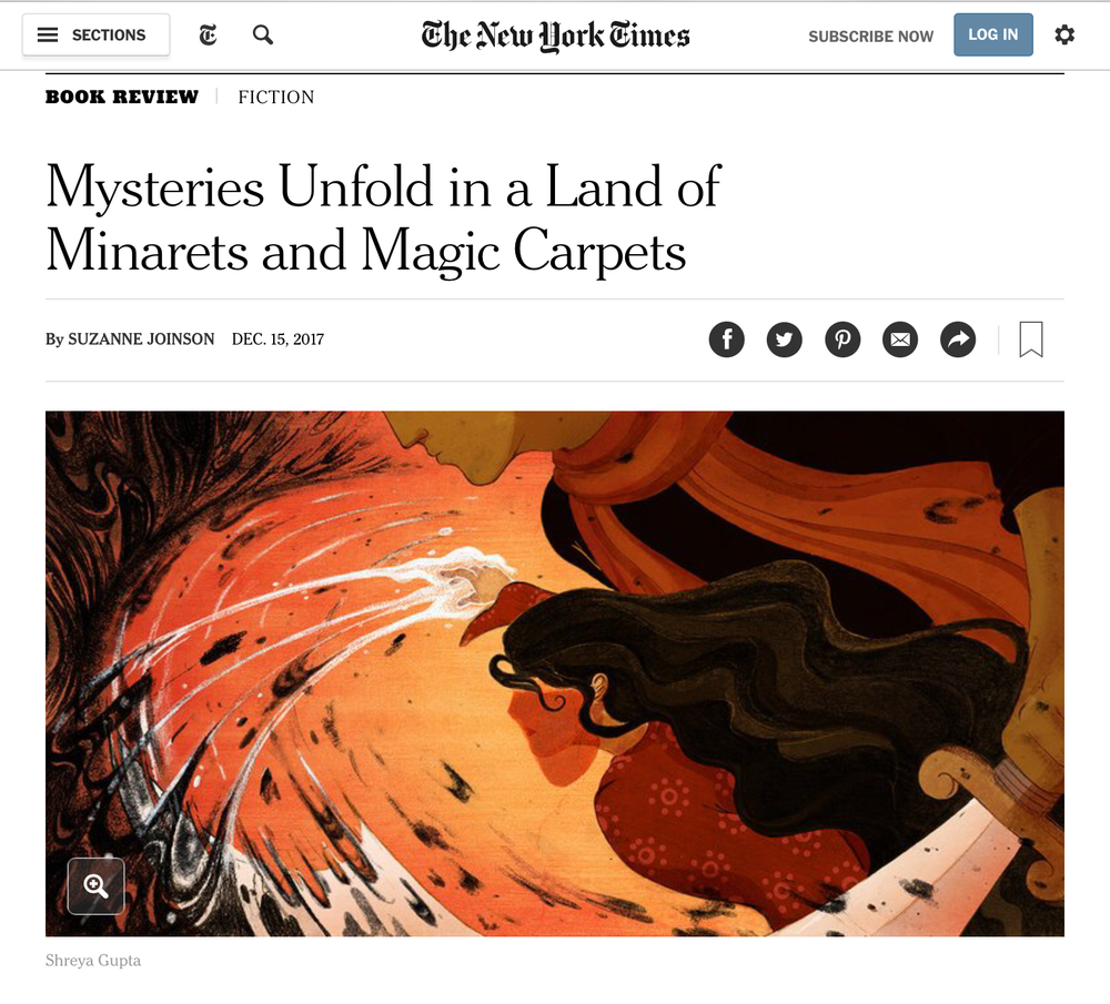 THE NEW YORK TIMES- THE CITY OF BRASS