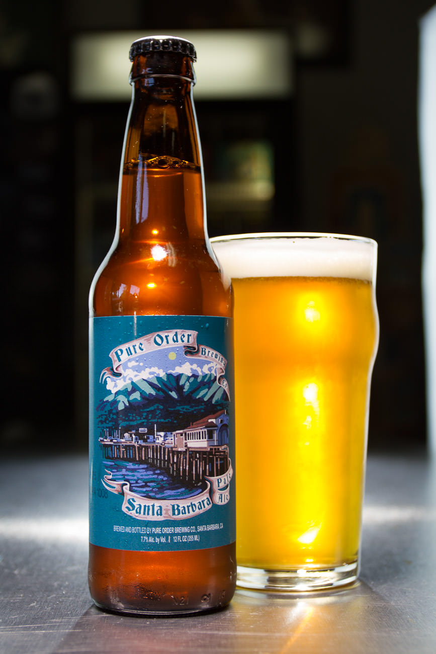 The Santa Barbara Pale Ale