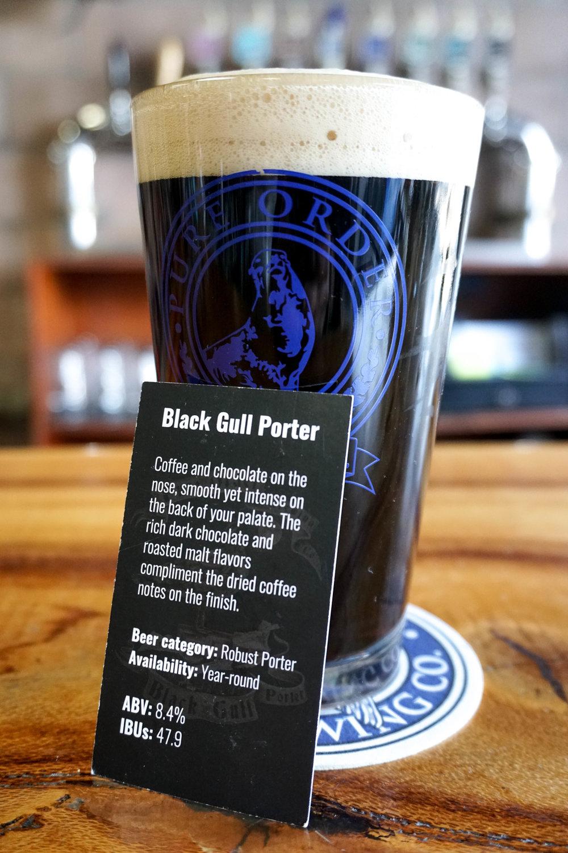 Black Gull Porter