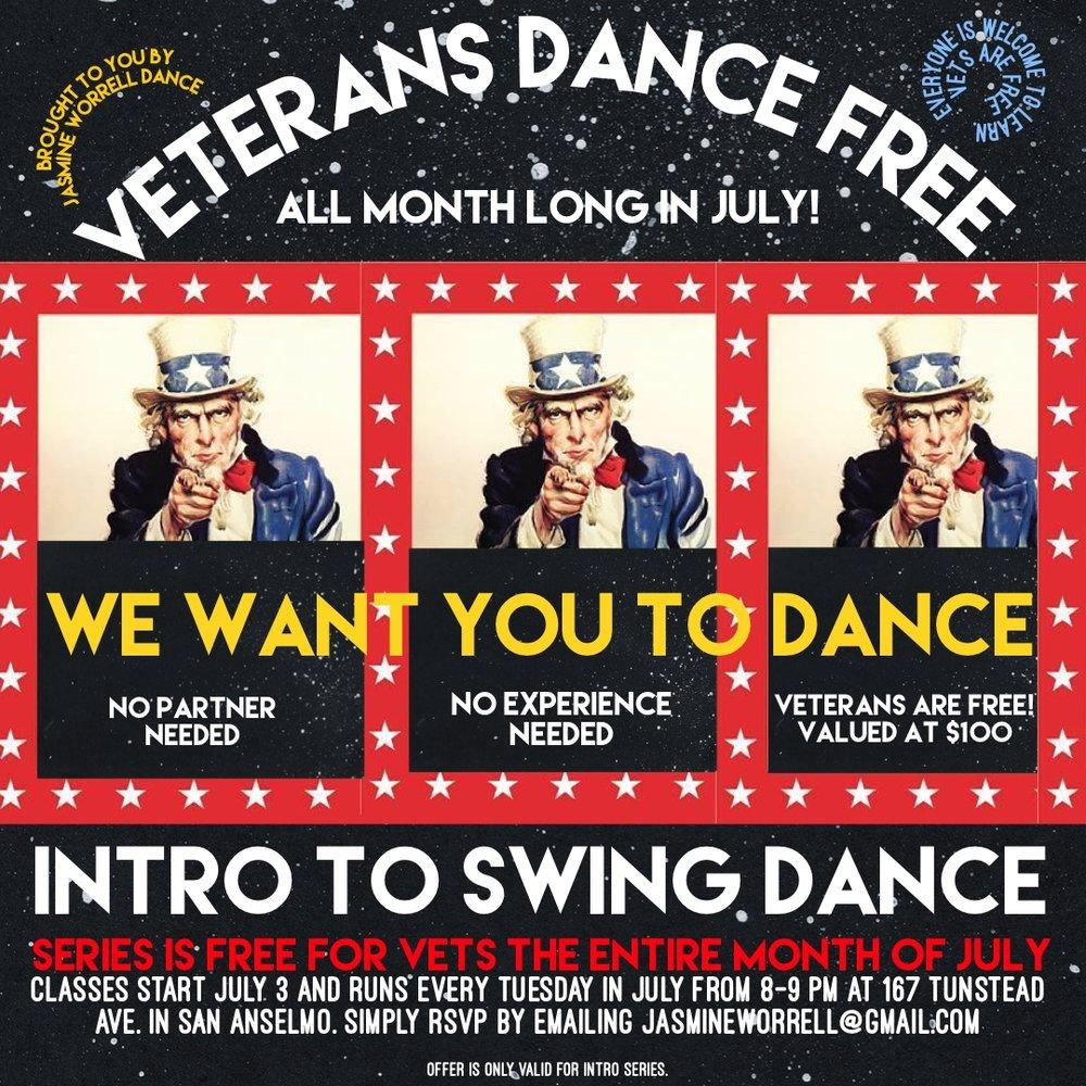 free swing dance class san anselmo marin veterans.JPG