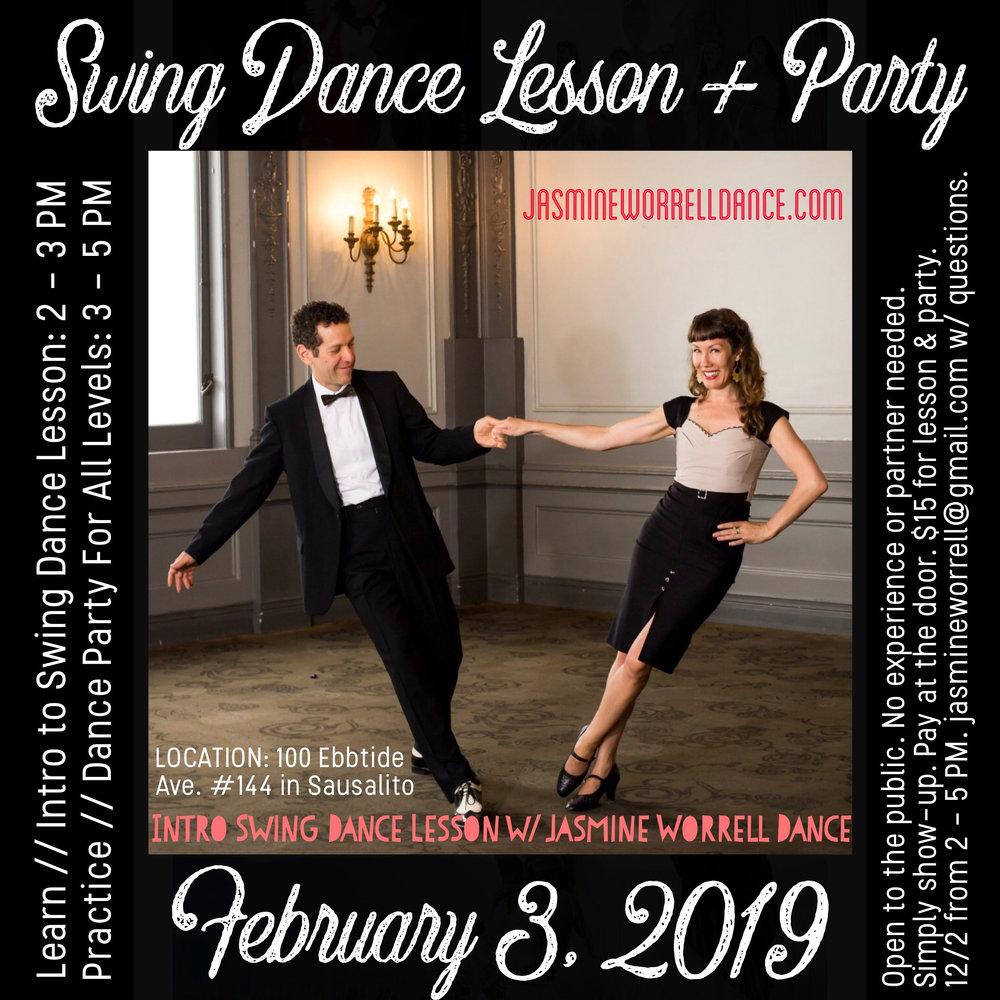 Sausalito swing dance free class.jpg