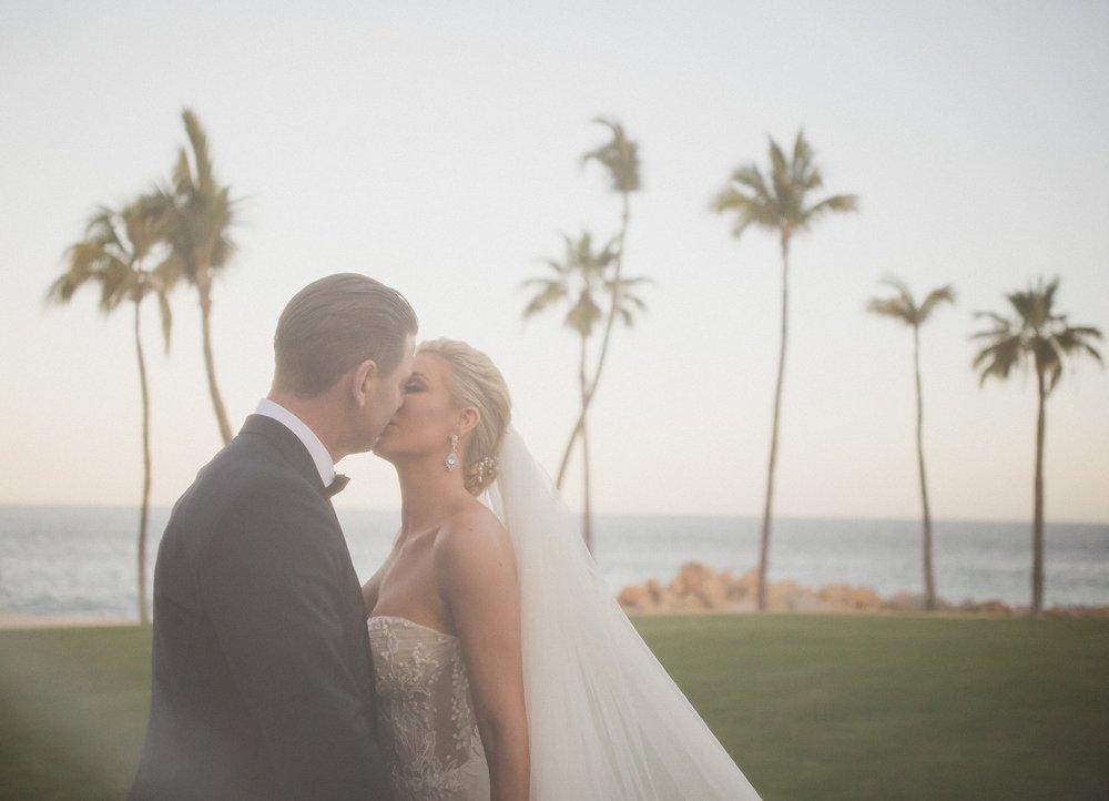 Wedding couple: Stephanie + Ren.