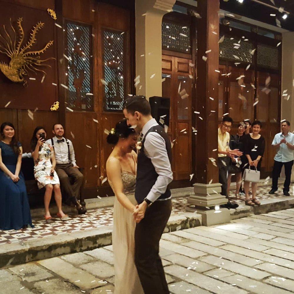 Wedding couple: Tom and Ciaee // Malaysia