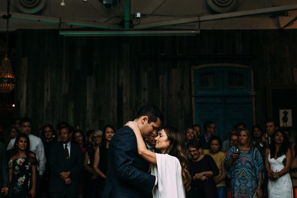 Wedding couple: Nora and Danai // San Francisco