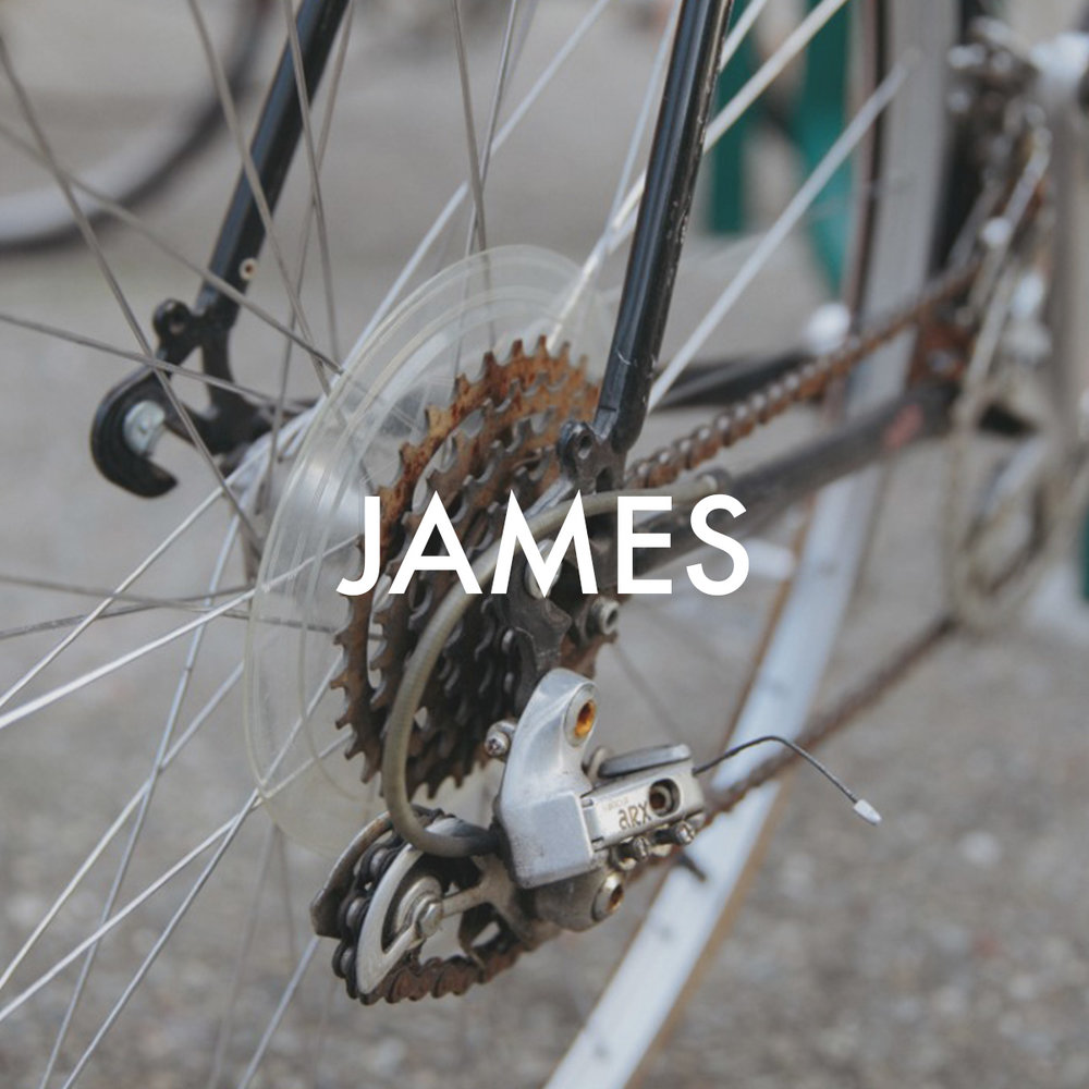 "In this series, Pastor Jared teaches through the book of James, a practical book about ""street level"" Christianity."
