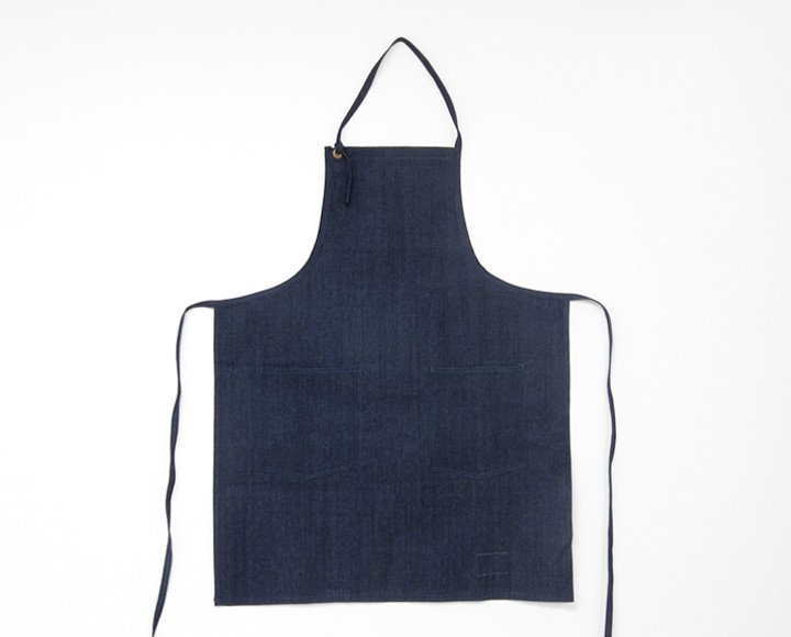 Stanley & Sons Apron, Chambray