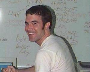 Tom from MySpace. Everyone's first friend.