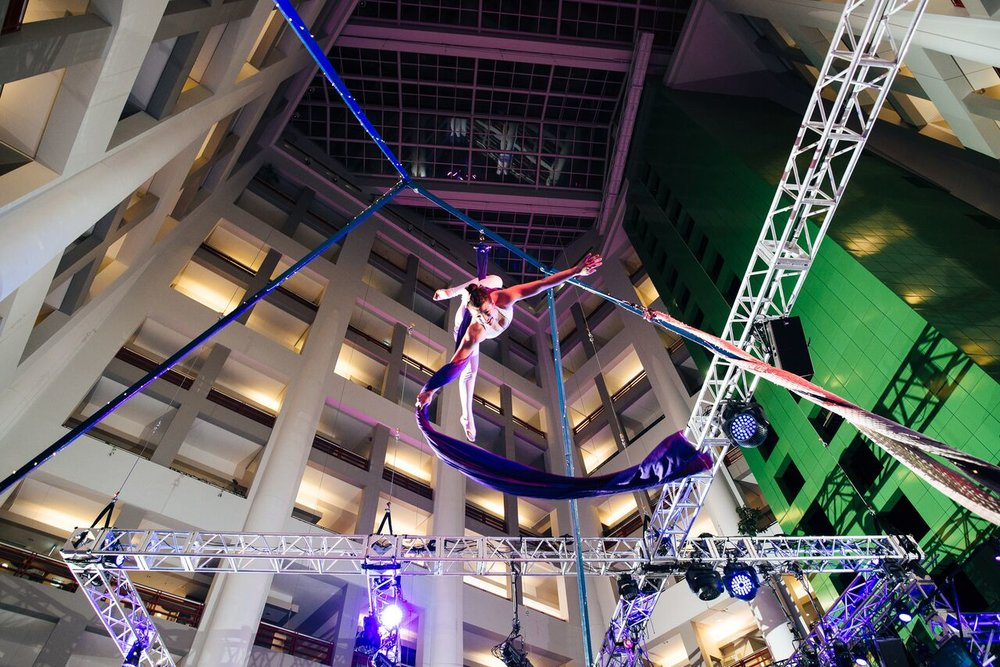 Ubisoft Night Circus Party