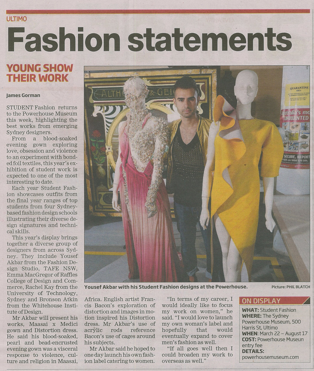 Central Sydney Newspaper - March 2014