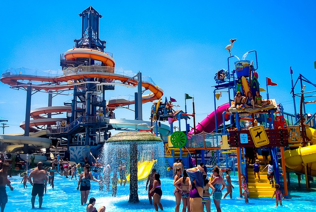 Sandcastle Waterpark Blackpool | Formerly Waterworld