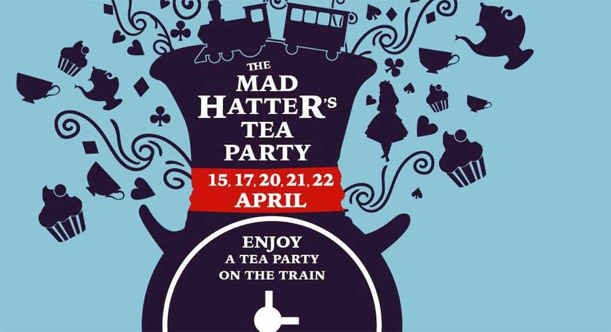 Ivisit Mad Hatters Tea Party Ivisit