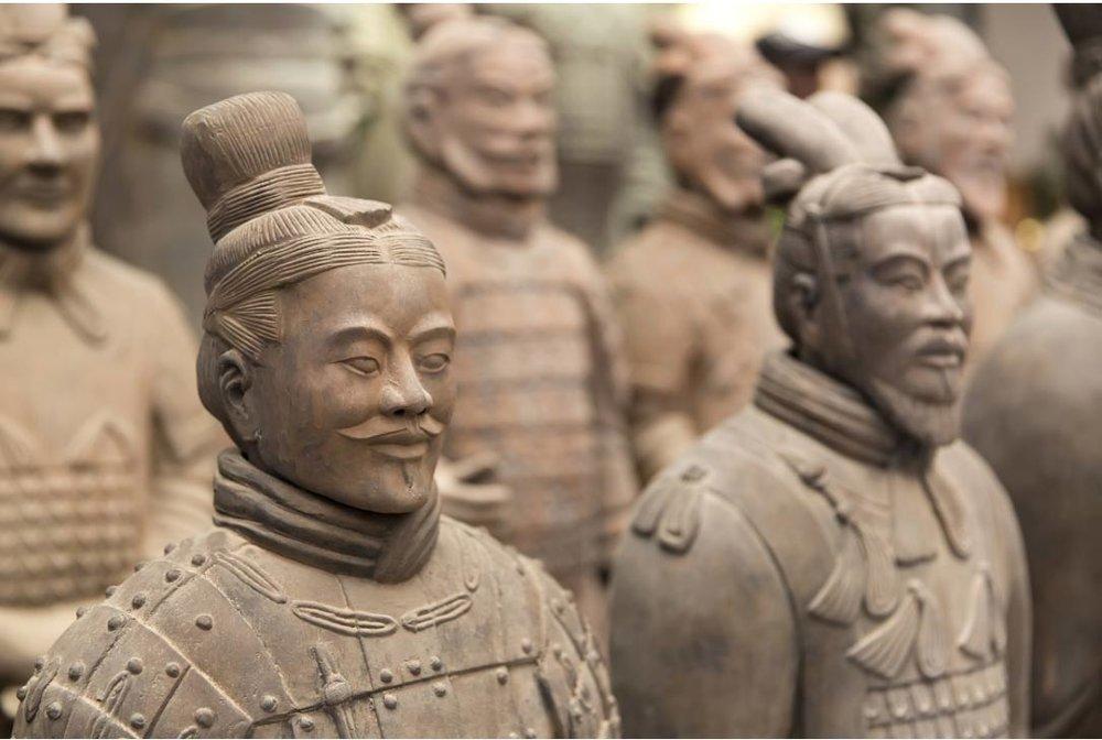 Soldados de Terracota - Xi'an