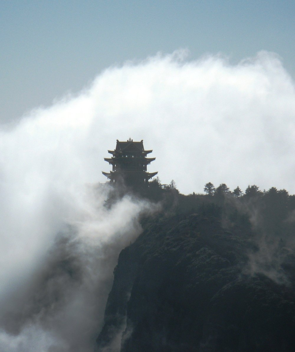Templo Jingdi - Monte Emei