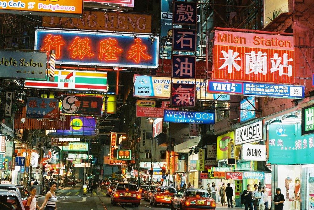 Mercados de Mongkok - Hongkong