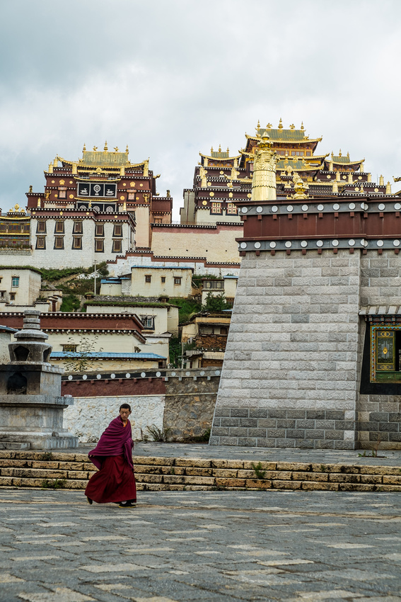Monasterio Ganden Sumtseling - Shangri-La