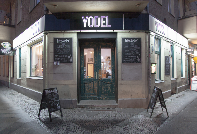 Vegetarian cuisine with a Bavarian twist at  Yodel