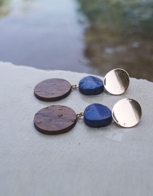 Sophie Monet, Arlo Earrings