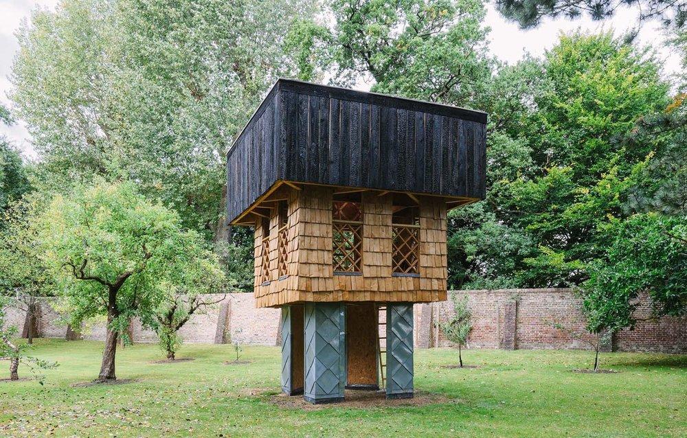 SEMINAR HOUSE PAVILION | TERUNOBU FUJIMORI + UNIT 5