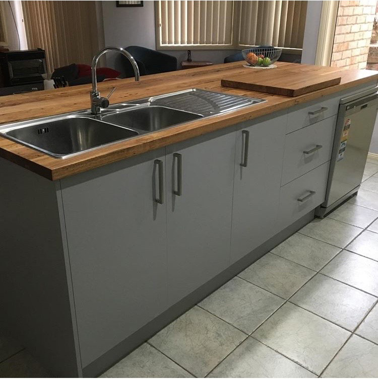 Timber benchtops — Timber Benchtops