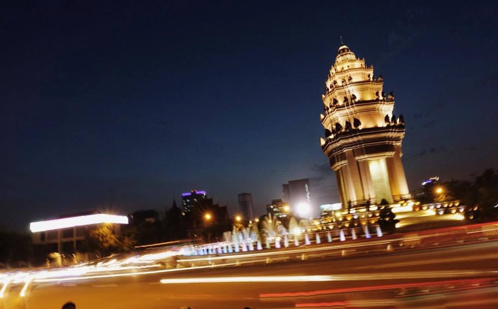 Monument of Independence, Phnom Penh
