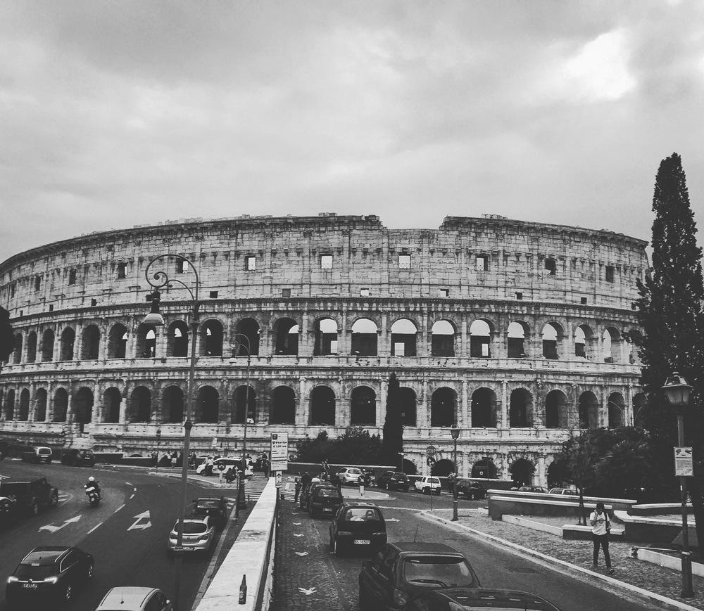 ColosseumB&W