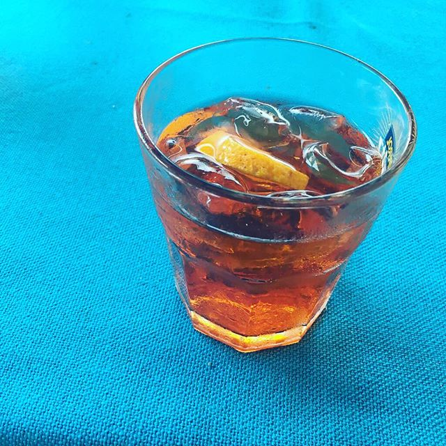 After the beach it's Spritz o'clock #agosto #Sardinia #italia #instatravel #beachbums #notinmilan #travelgram #wellfoundtravel #thisisitaly #aperol #spritz