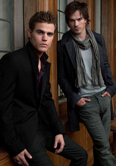Country Road - Vampire Diaries Stefan Damon