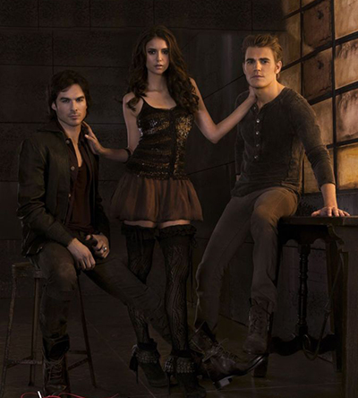 Country Road - Vampire Diaries Cast Bad Clothes