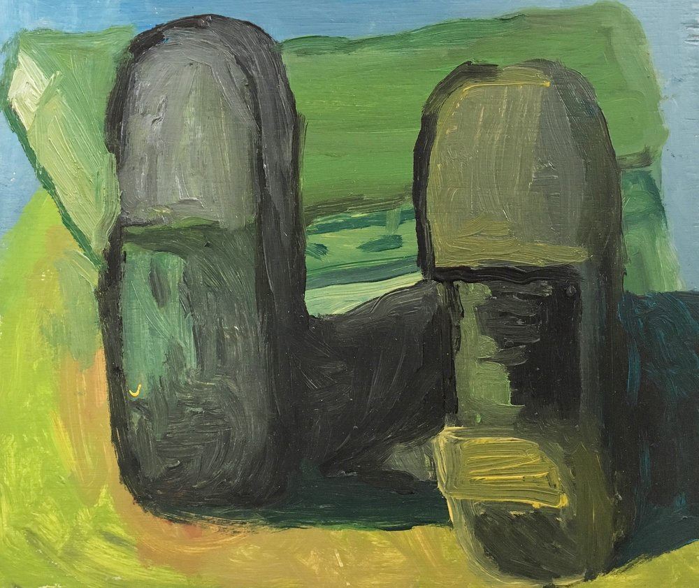 Untitled (Boots)