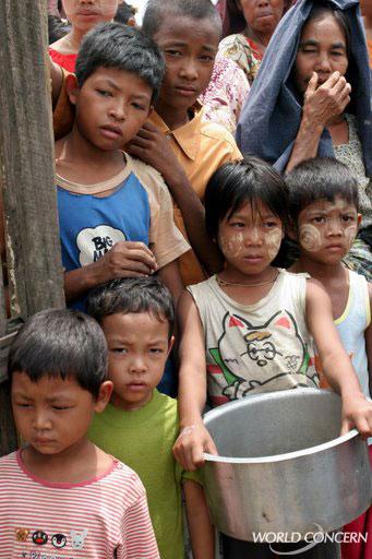 Myanmar-Cyclone