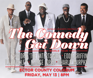 The Comedy Get Down Odessa, TX