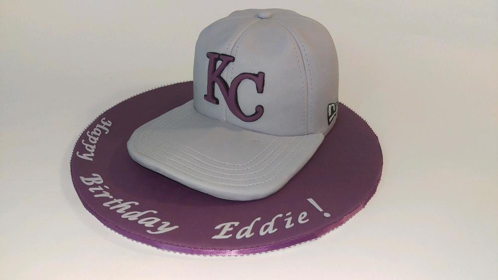 Eddie Griffin B-Day Cake by Kelly's Cake