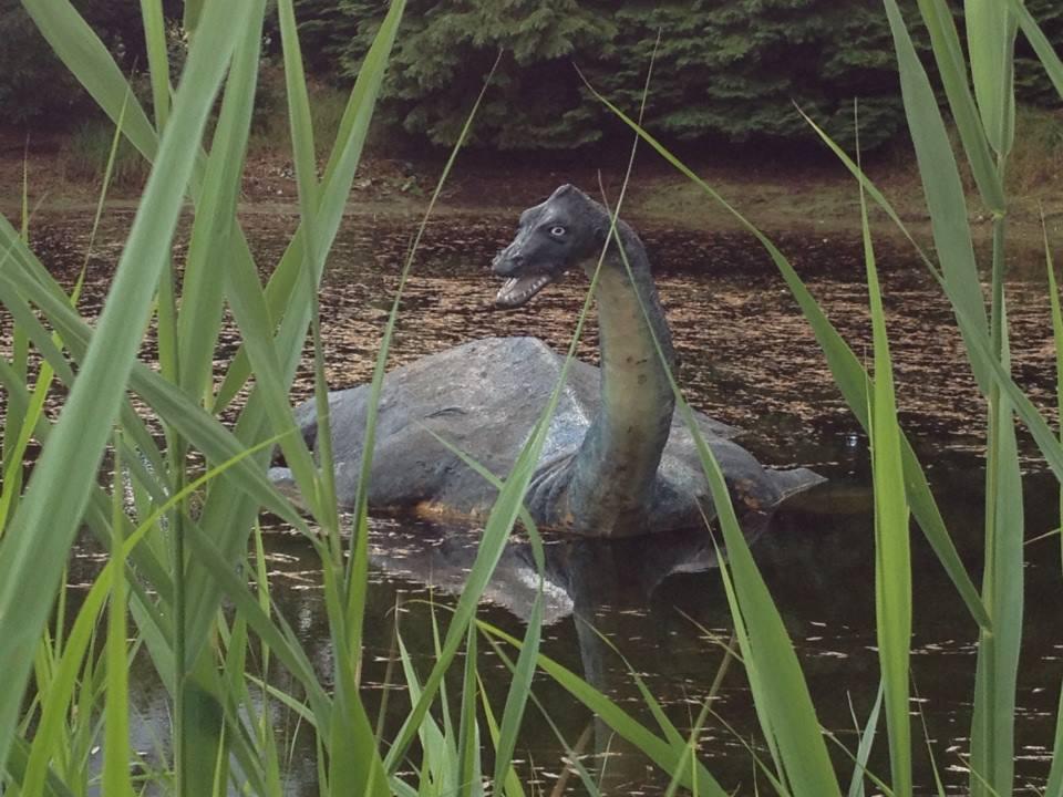 Nessie of Loch Ness