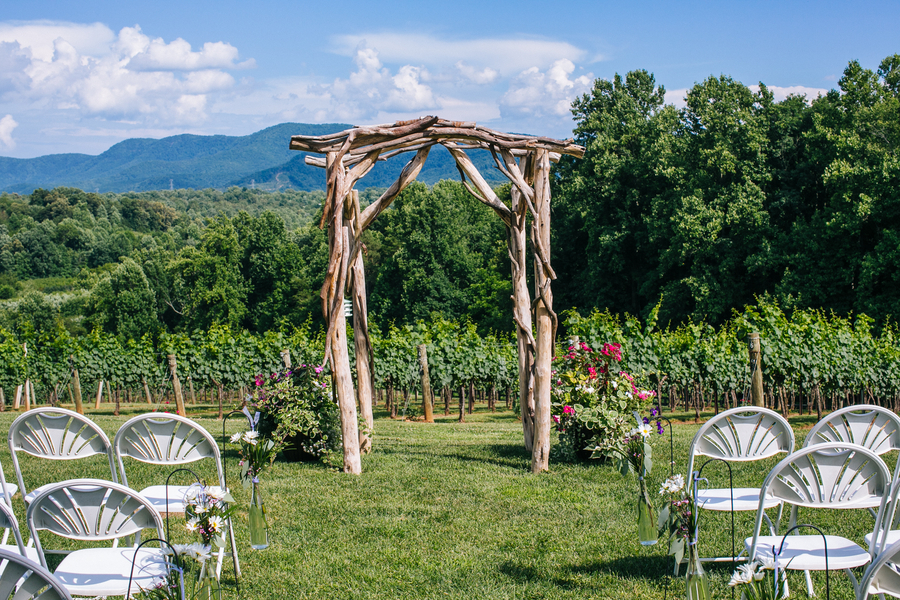 North Carolina Vineyard Style