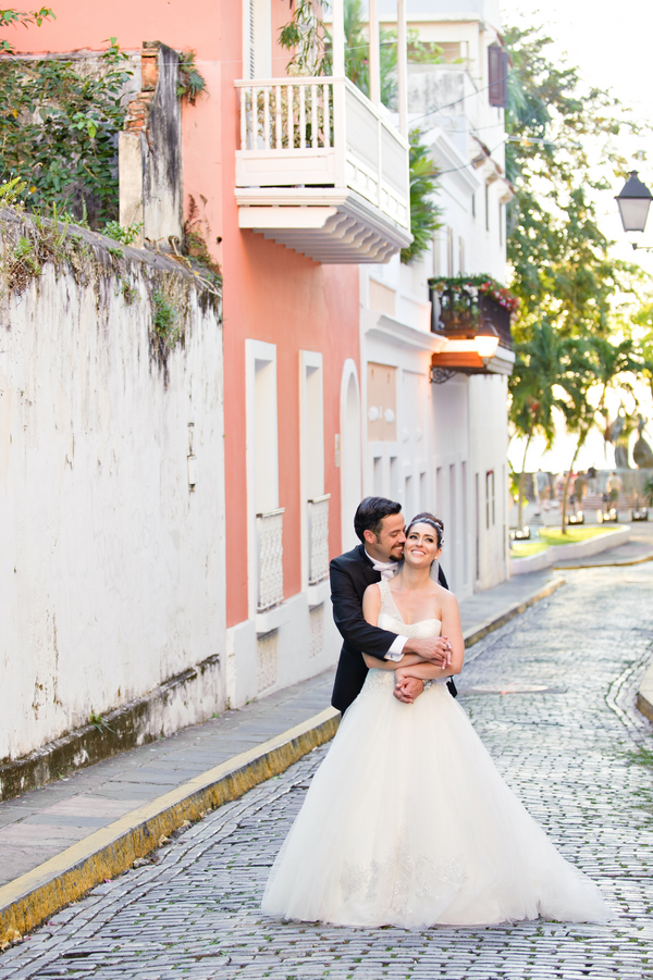 Old San Juan Wedding Style