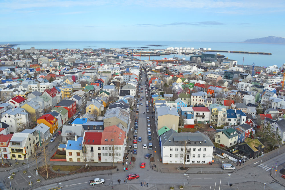 Iceland - Day 1