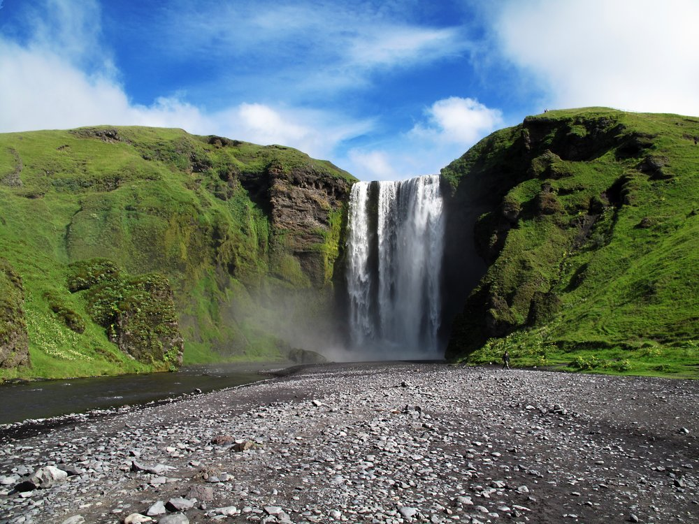 #4 - Skógafoss Waterfall