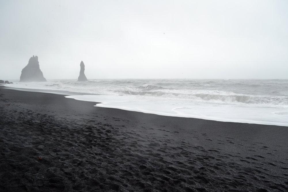 #8 - Reynisfjara black sand beach